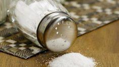 Es importante tomar la cantidad de sal adecuada.