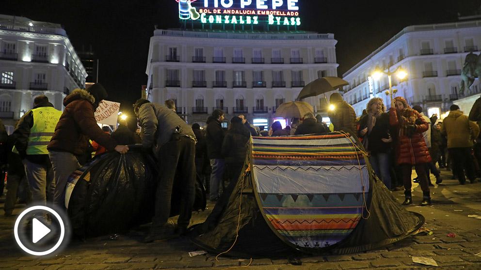 Los taxistas de Madrid renuncian a incluir un plazo mínimo de precontratación
