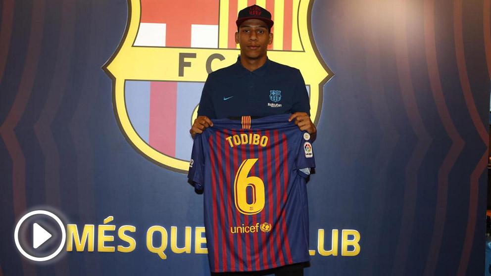 Jean-Clais Todibo