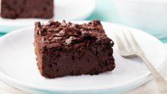 Receta de Brownie de Nutella