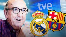 Jaume Roures y TVE celebran que haya un Clásico en semifinales de Copa.
