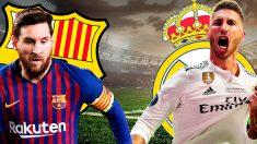 Barcelona y Real Madrid se enfrentarán en semifinales de la Copa del Rey.