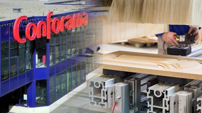 Conforama empleará a 250 personas en su nuevo centro logístico en Llíria