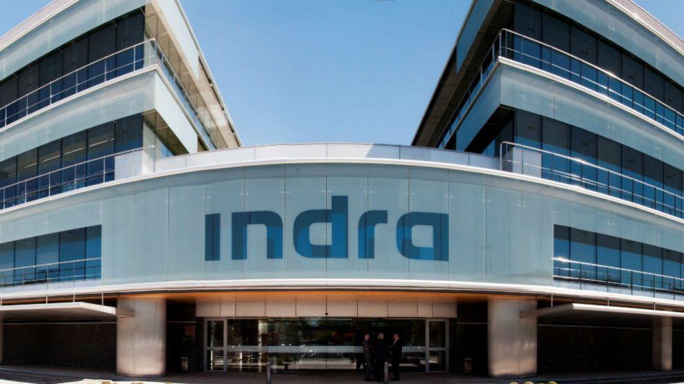 Sede de Indra (Foto: Europa Press)