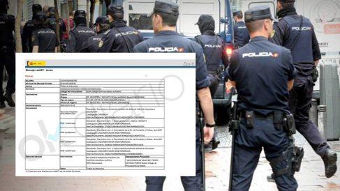 """Jupol denuncia """"amaño"""" en la adjudicación de las plazas más codiciadas de la Policía Nacional."""