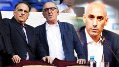 Luis Rubiales no tiene la intención de renovar con Mediapro su contrato para el VAR.