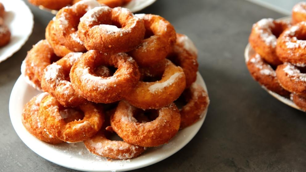 Receta de Rosquillas gallegas al horno
