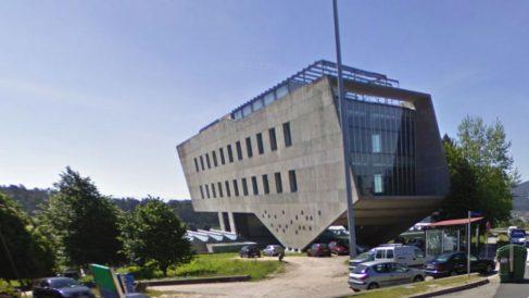 Universidad de Vigo (Google).