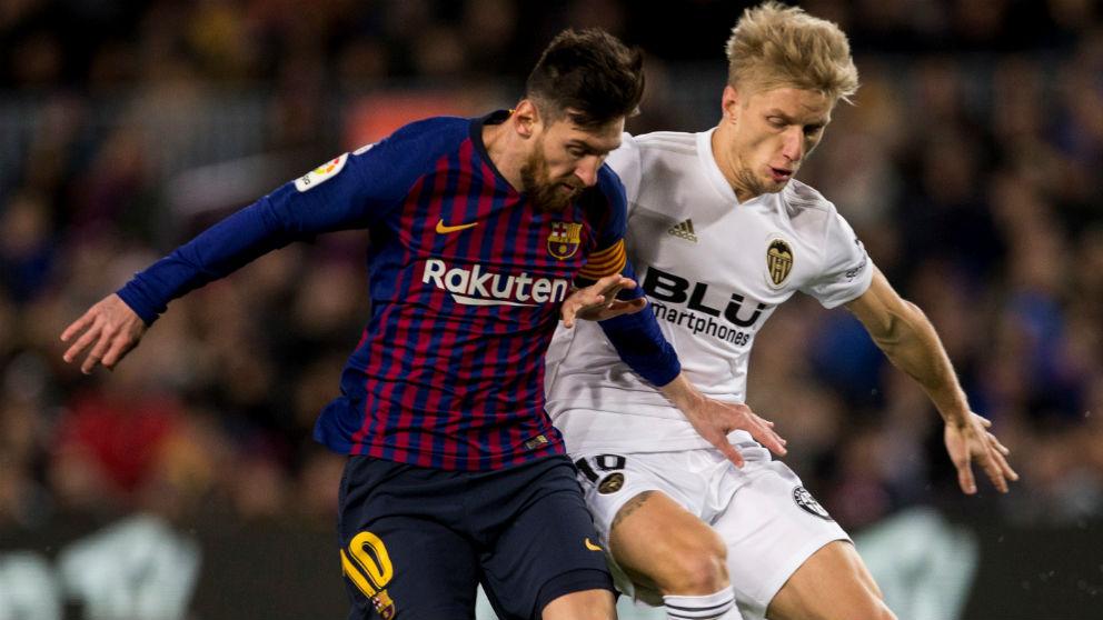 Final de la Copa del Rey: Barcelona – Valencia, en directo.