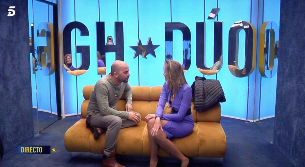Candela y Antonio en 'GH DÚO'
