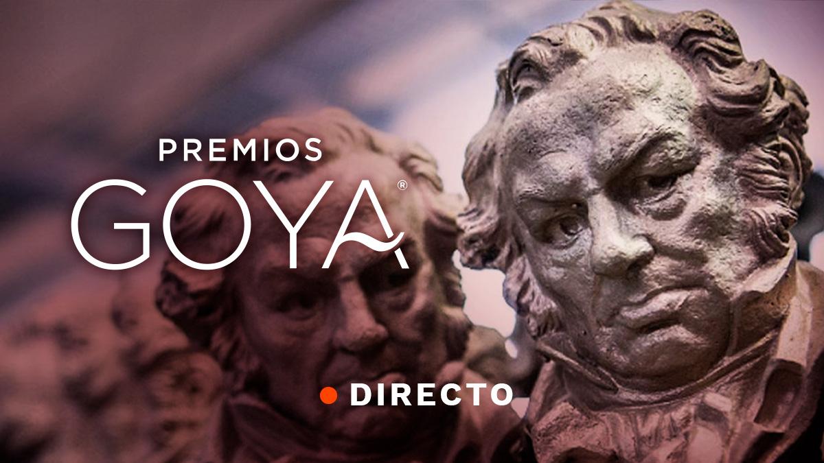 Streaming de la gala de los Premios Goya 2019