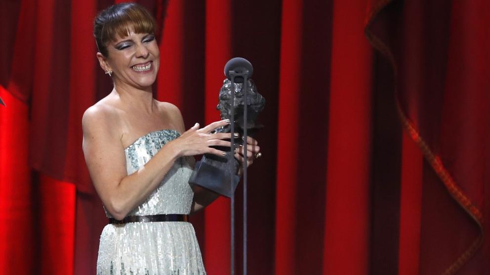 Eva Llorach, mejor actriz revelación por 'Quién te cantará'