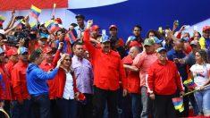 Nicolás Maduro en un acto.Foto: Europapress