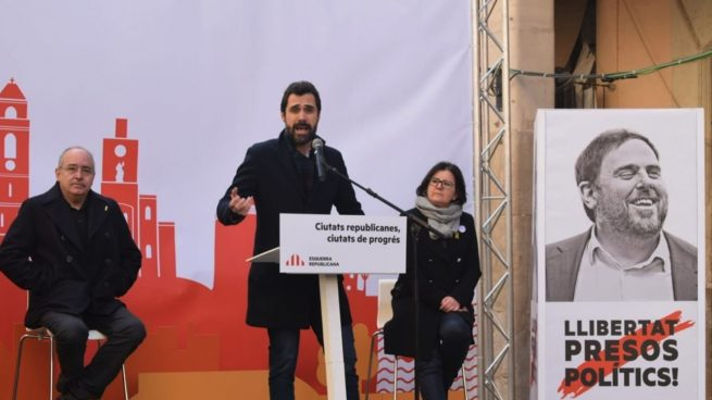 Torrent: «el Gobierno no podrá esconder la vergüenza de los presos políticos»