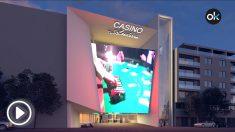 Presentación del proyecto del casino de Andorra promovido por Jocs SA.