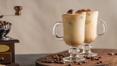 Receta de Cóctel de café