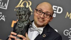 Jesús Vidal en los Premios Goya