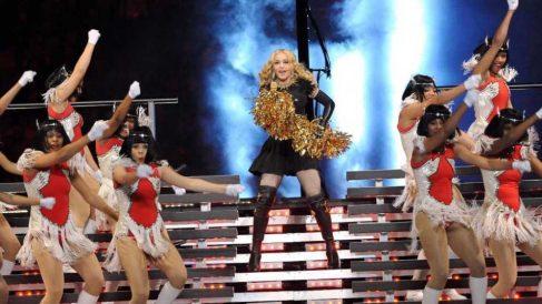 Madonna en la Super Bowl