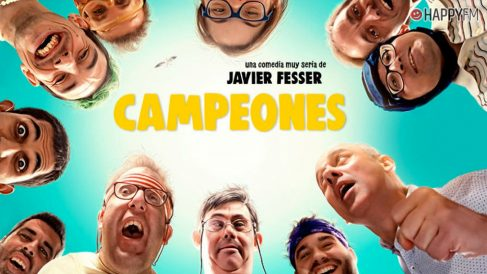 'Campeones', Premio Goya a la Mejor Película