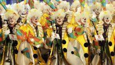 Las Murgas adultas protagonizan el programa del lunes 11 de febrero del Carnaval de Tenerife 2019