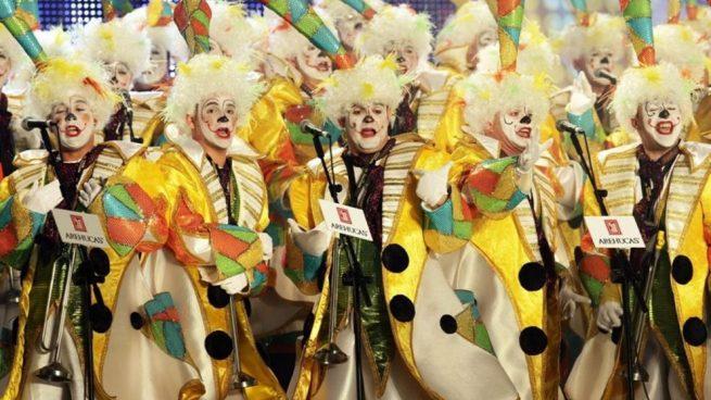 carnaval tenerife 2019 programa lunes 11 febrero