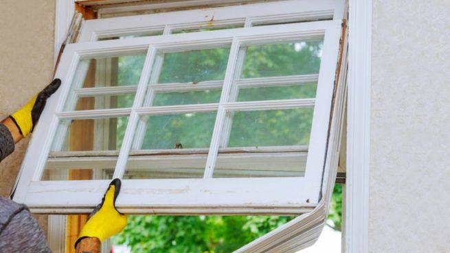 C mo cambiar una ventana paso a paso de forma f cil - Como cambiar de look en casa ...