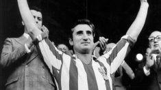 Isacio Calleja, leyenda del Atlético de Madrid. (@atleticodemadrid)
