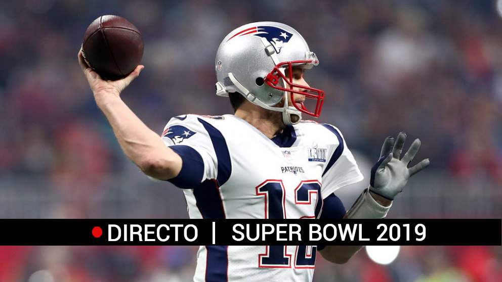 NFL: Final de la Super Bowl 2019 | Los Angeles Rams – New England Patriots