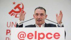 Partido Comunista. Foto: EP