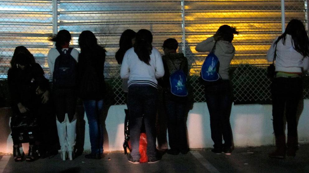 España es el país europeo con mayor consumo de prostitución. Foto: Europa Press