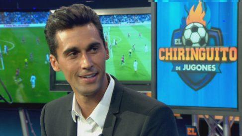 Álvaro Arbeloa se une al equipo de 'El Chiringuito de Jugones'