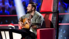 El flamenco de Tare Cortés se decantó por Antonio Orozco en 'La Voz'
