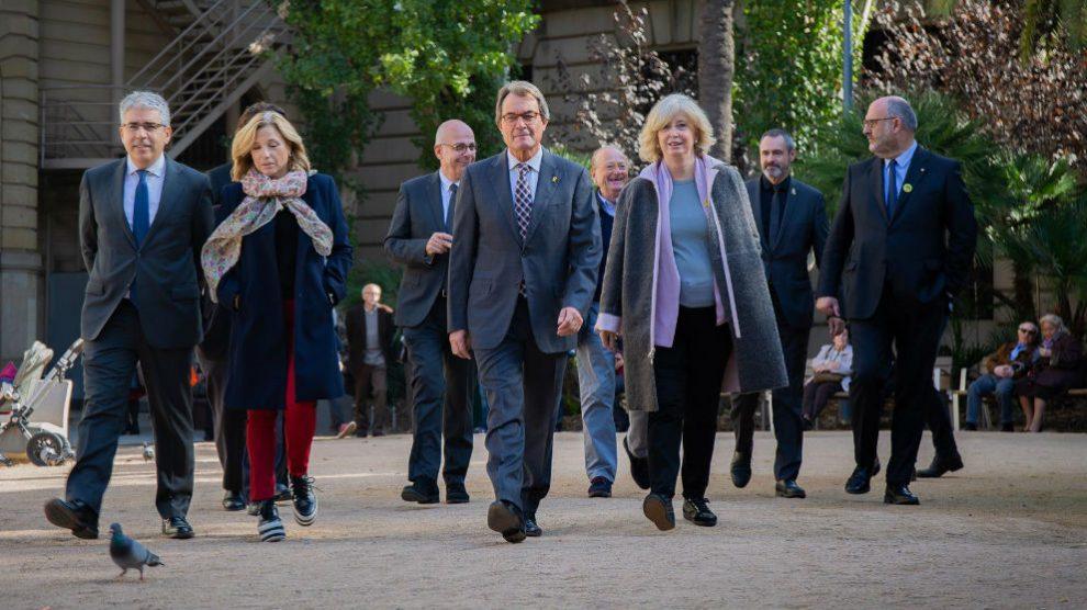 Artur Mas. Foto: Europa Press