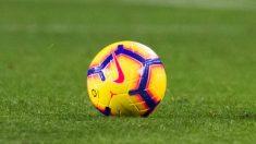 Balón de la Liga Santander 2018-19. (Getty)