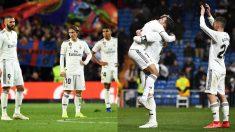 Los cambios del Real Madrid desde su última visita al Camp Nou