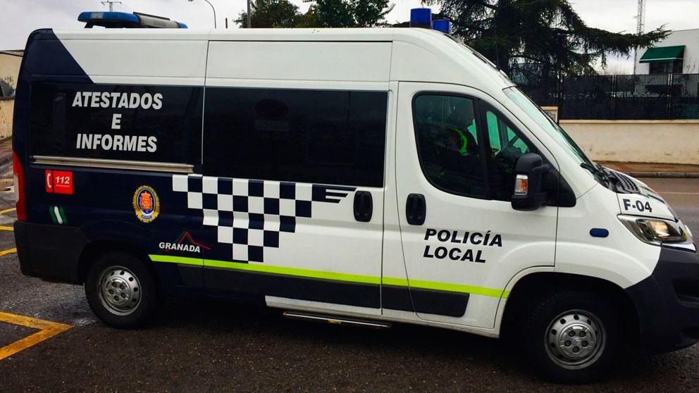 Un furgón de la Guardia Civil. Foto: Europa Press