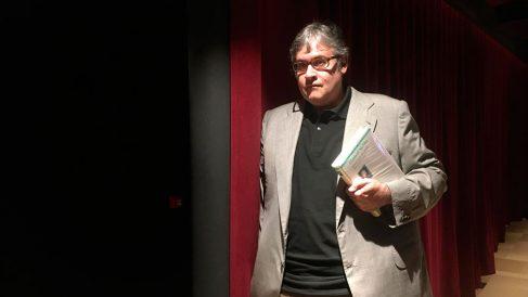 El escritor español Juan Manuel de Prada. Foto: Europa Press