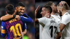 Las casas de apuestas creen que el Clásico del Bernabéu se irá a la prórroga.