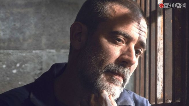 Negan en la novena temporada de 'The Walking Dead'