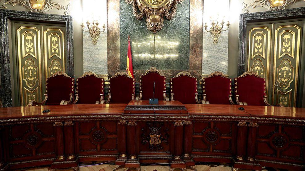 Sala del Tribunal Supremo