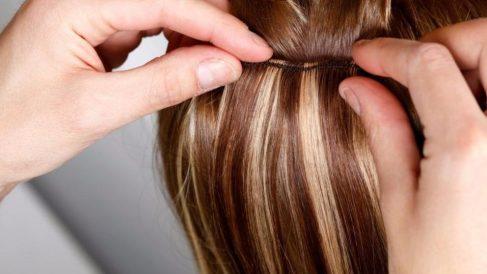 Guía de pasos para disimular las extensiones de pelo