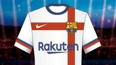 Propuesta de Nike al Barcelona. (Mundo Deportivo)
