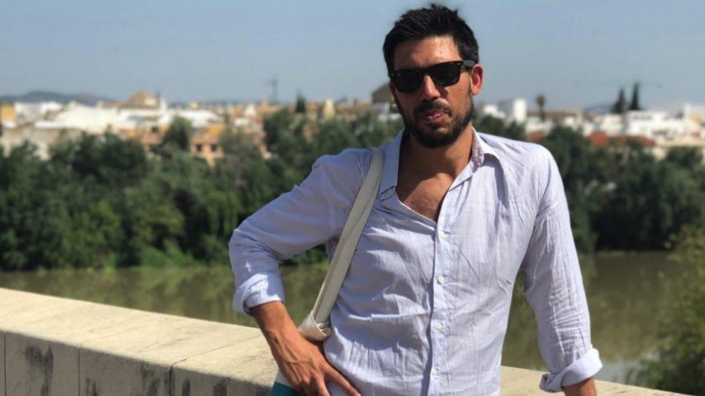 Manuel Leira Carmena, hijo de la alcaldesa. (Foto. Instagram)