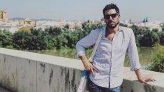 Manuel Leira Carmena, hijo de Manuela Carmena. (Foto. Instagram)