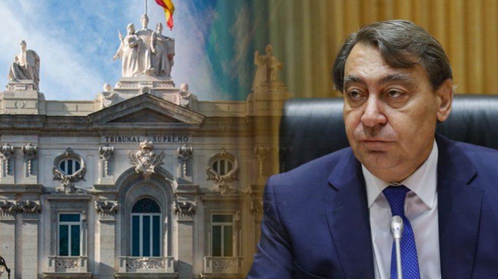 Juez Sánchez Melgar, magistrado del Tribunal Supremo