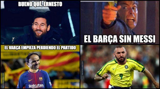 Barcelona Real Madrid memes