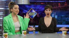 Mimi Doblas y Soraya en 'El Hormiguero'
