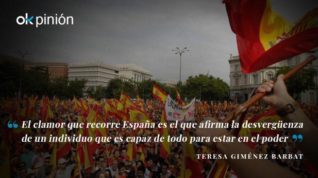 El domingo, en Madrid, por un nuevo 8-O
