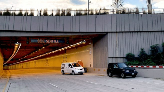 tunel seattle