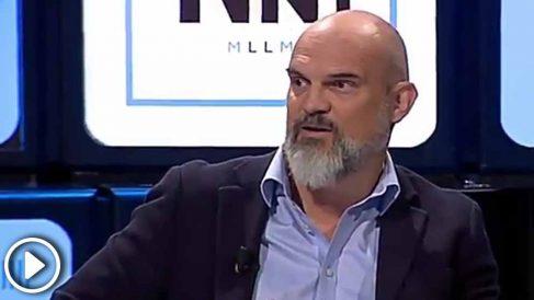 Víctor Sánchez del Real, profesor y consultor en comunicación, frena en seco a un presentador de TVE por tachar de «radical» a VOX